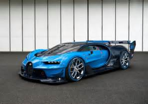 Bugatti Concept Cars Bugatti Previews Veyron Successor With Vision Gt Concept