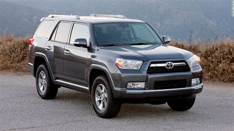 Toyota 4runner Reliability Mid Sized Suv Toyota 4runner Consumer Reports Most