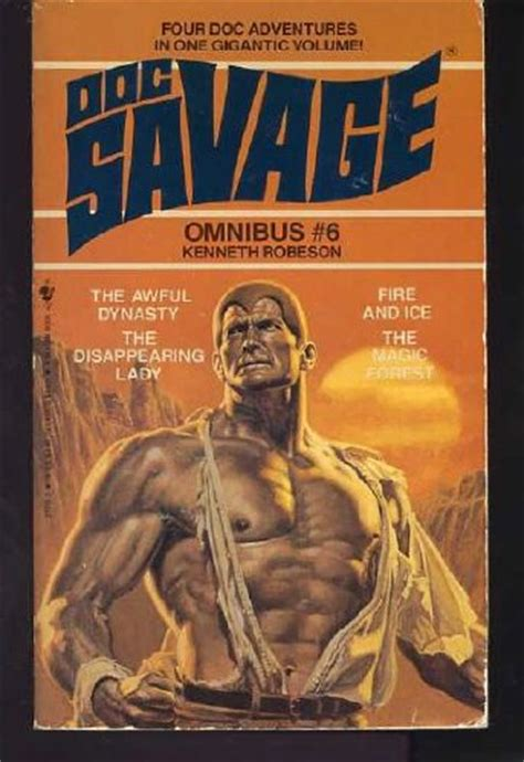 savage the savage series volume 6 books doc savage bantam book series doc savage bantam