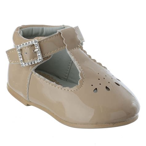 toddler shoes size 3 baby toddler t bar diamante buckle flat