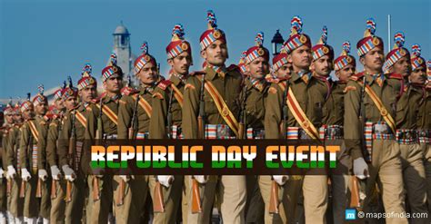 S Day On Which Date In India 67th Republic Day Celebrations Of India 26th Jan 2016