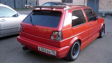 volkswagen hatchback 1990 тюнинг volkswagen golf 2 gti 3 door hatchback 1990 фото