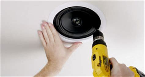 how to install in ceiling speakers how to install in ceiling residential speakers mtx audio