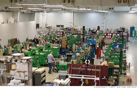 Small Home Manufacturing Business Indiana Hundreds Of Manufacturing Go Unfilled Aug