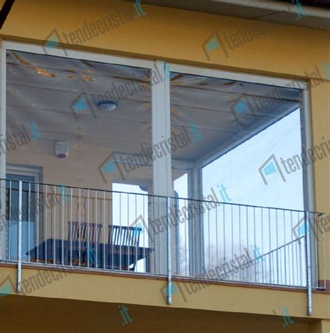 tende in pvc per verande tenda antivento per balconi e verande in pvc trasparente