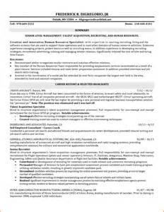 Sample Resume Recruiter 14 corporate recruiter resume denial letter sample