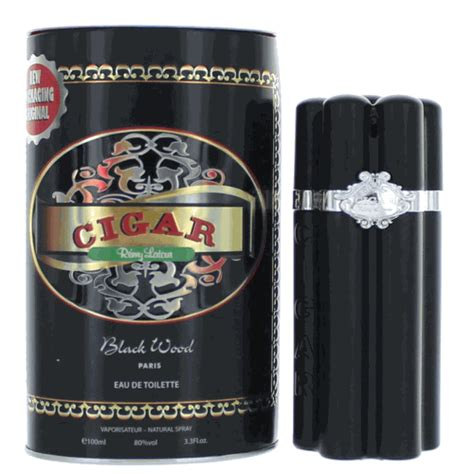 Cigar By Remy Latour authentic cigar black wood cologne by remy latour 3 3 oz