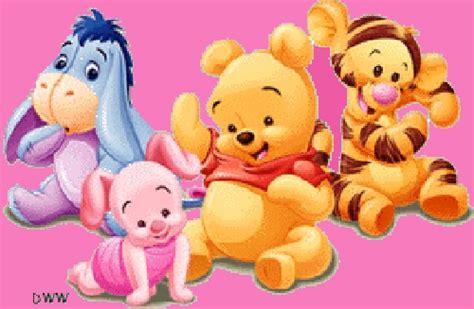 imagenes de winnie pooh y sus amigos bebes para colorear baby pooh graphic picgifs com