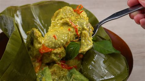 resep garang asem ayam khas jawa tengah masak  hari