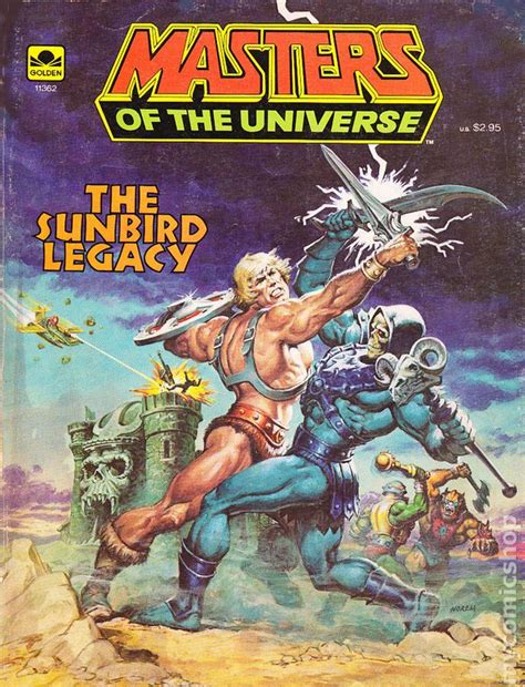 masters of books masters of the universe the sunbird legacy sc comic books