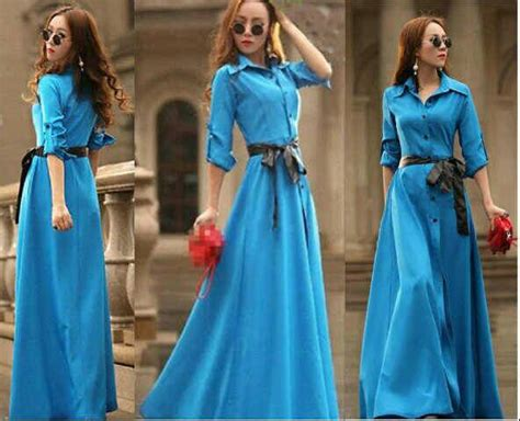 Baju Korea Murah Dress Cantik baju gaun quot sherly dress quot cantik model terbaru murah