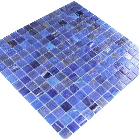 blue mosaic tile glass effect mosaic tiles gold star blue www mosafil co uk