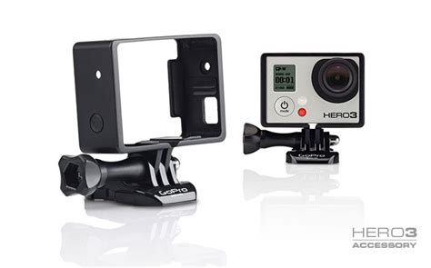 Frame Gopro Gopro Frame Mount For Hero3 Nautilus Spearfishing