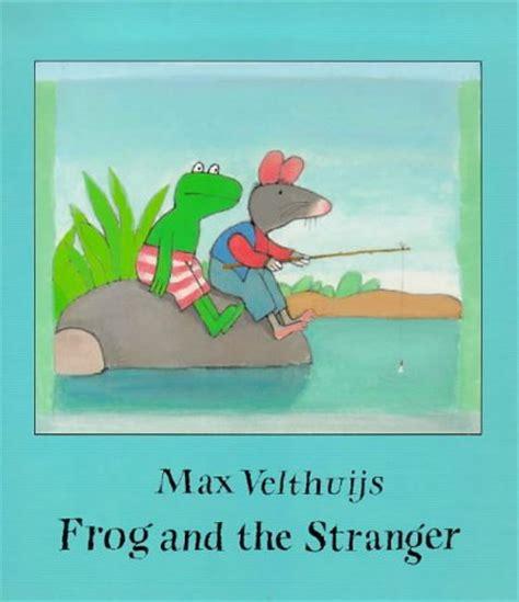 children s books reviews frog and the stranger bfk no 96