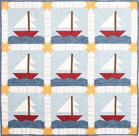 Sailing Quilt by 405 Best Images About Sailboat Quilt Pins On