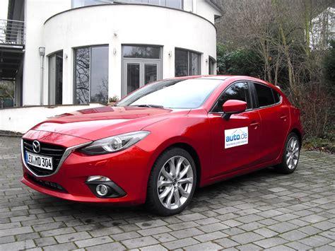 Auto Versicherung Mazda 3 by Auto Im Alltag Mazda3 Magazin Auto De
