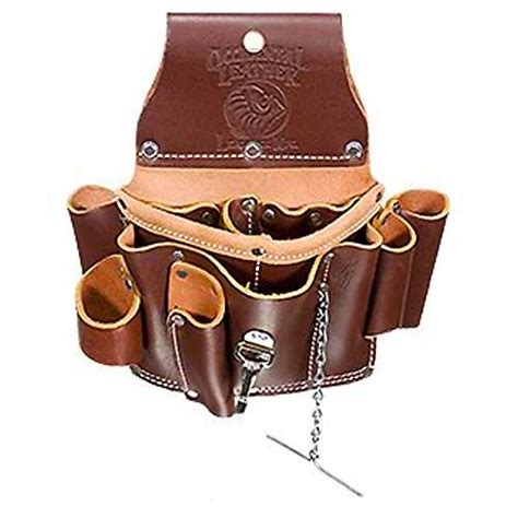 occidental leather 5036 leather pro electrician tool belt