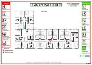 Restuarant Floor Plan la marebaudiere incendie 1 er etage a3 dessinateur projeteur