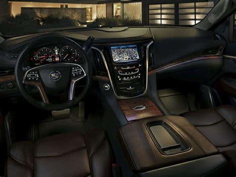 Best Interior Suv by 10 Best Suv Interiors Autobytel