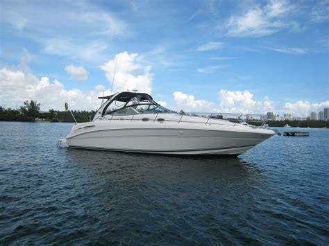 repo boats for sale in miami 2002 sea ray 360 sundancer not a repo power new and used