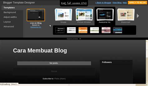 membuat blog jadi duit buat blog masukin iklan dapetin duit