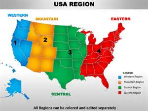 us map with editable states usa mountain region country editable powerpoint maps with