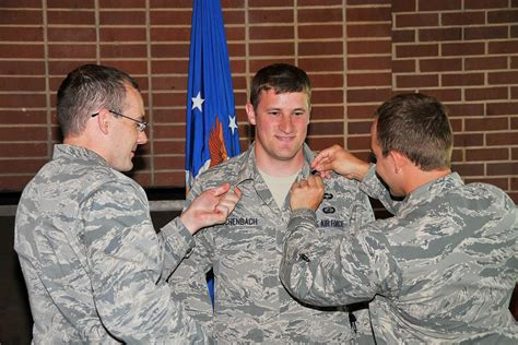 anthony daniels air force air force reserve names 984 for promotion to captain 1st
