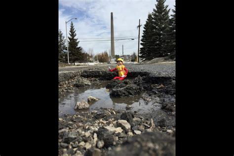 pothole petes pothole   day  copper cliff