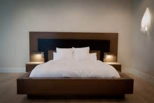 master bed custom built master bed frame