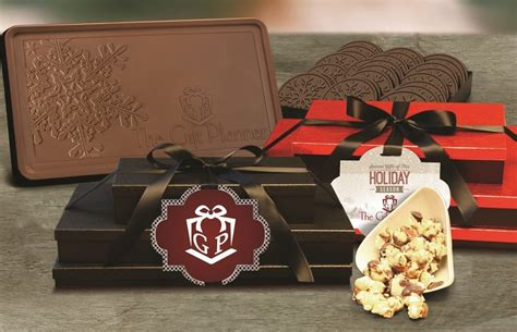 the gift planner corporate branded holiday gifts on sale now