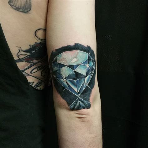 diamond design tattoo 75 best designs meanings treasure for