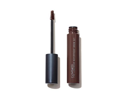 Mac Pro Longwear Waterproof Brow Set Brown Cp 280 mac pro longwear waterproof brow set brown violet grey
