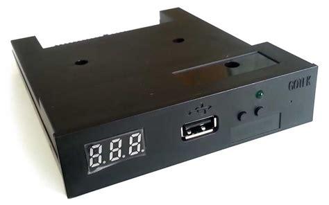 Usb Floppy Emulator Hammering Usb Floppy Gotek Into Ensoniq Vfx Sd Ji蝎in S