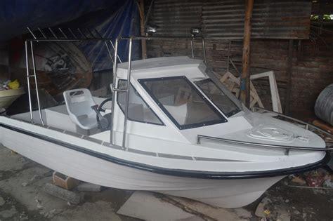 Snorkel Holder Biasa kapal fiber buatan indonesia sport fishing 5 5 meter
