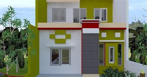 model gambar rumah rancangan rumah dan tata ruang