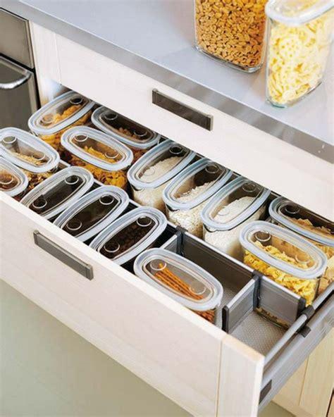 Besteck Schubladenteiler by 57 Praktische Ideen F 252 R Die Organization Der K 252 Chenschubladen