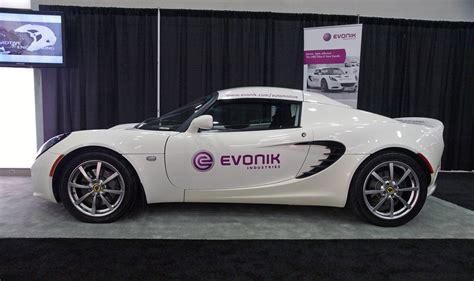 Evoni Green sae world congress evonik lotus lwd elise e photo gallery