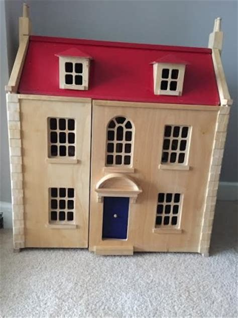 wooden doll house for sale beautiful wooden dolls house for sale in rathfarnham