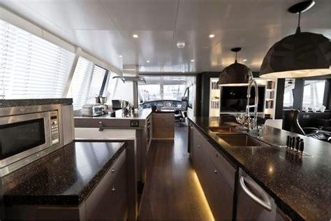 catamaran luxury interior private mega luxury yachts interiors blue coast 95