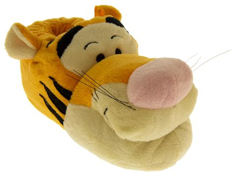 winnie the pooh house shoes girls boys disney novelty slippers tigger winnie the pooh size 2 baby to 2 older ebay