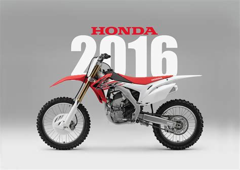 Dirt Bike Giveaway 2016 - honda 2016 dirt bike magazine