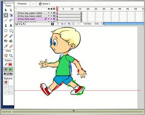 flash tutorial walking man free flash animation download free clip art free clip