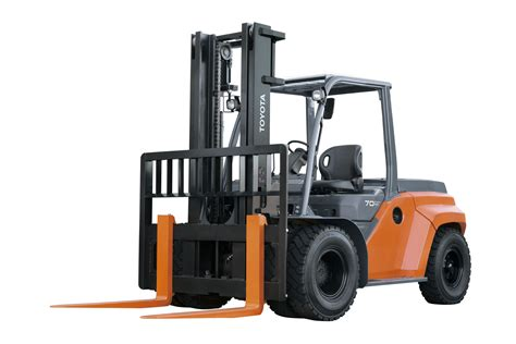 toyota launches new 8 series large forklifts toyota