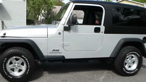 2005 jeep unlimited image gallery 2005 wrangler unlimited