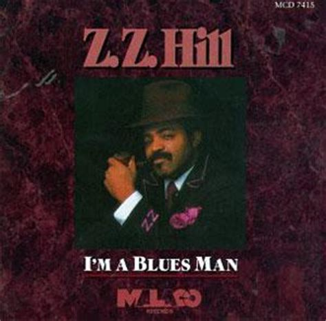 album z z hill i m a blues malaco records