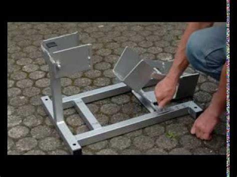 Motorradst Nder T V by Motorradst 228 Nder Montagest 228 Nder Mpg Youtube