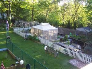 Backyard ponds may