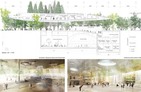 budapest house music gallery of sou fujimoto chosen to design liget budapest s house of hungarian music 17