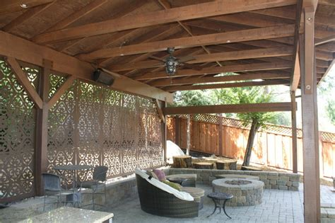 Rustic Patio Covers by Wathen Patio Cover