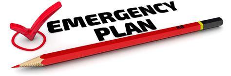 emergency plan emergency plan new castle town